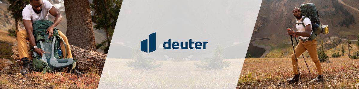 Plecaki turystyczne Deuter
