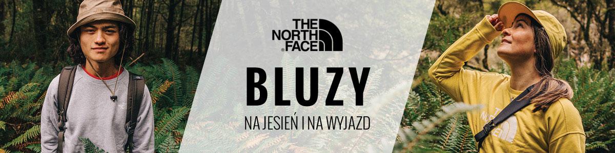 Bluzy damskie The North Face