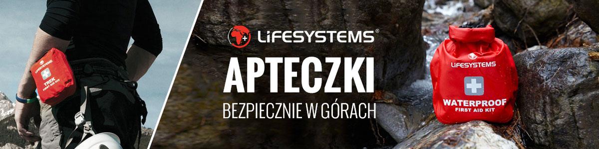 Apteczki turystyczne Lifesystems