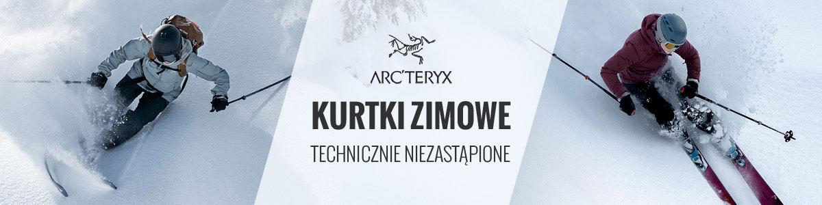 Kurtki zimowe damskie Arc'teryx