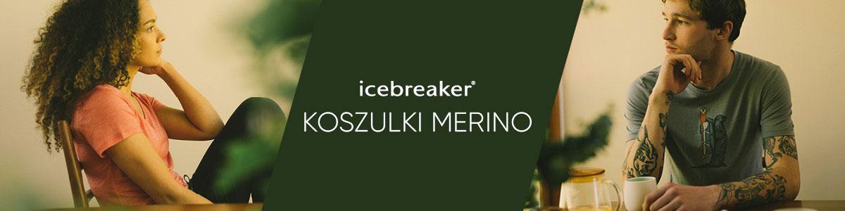 Koszulki męskie Icebreaker