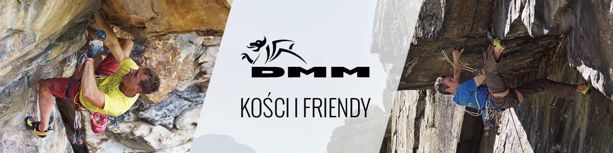 Kości i friendy DMM