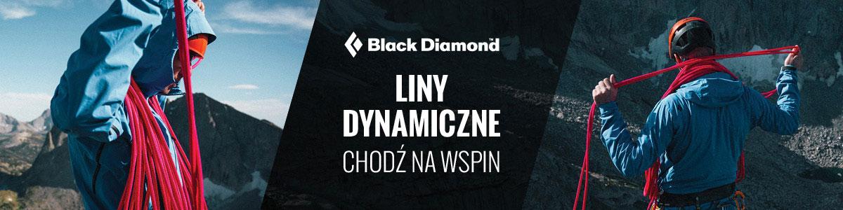 Liny dynamiczne Black Diamond