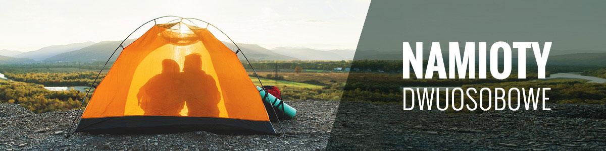Namioty 2-osobowe