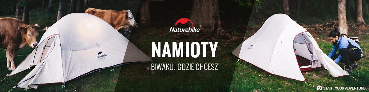 Namioty turystyczne Naturehike