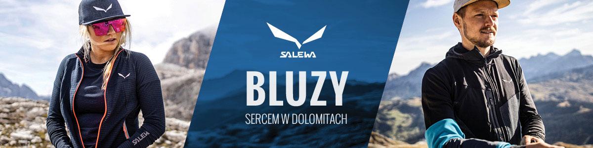 Bluzy męskie Salewa