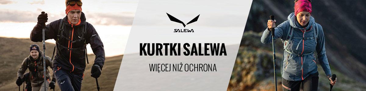 Kurtki męskie Salewa