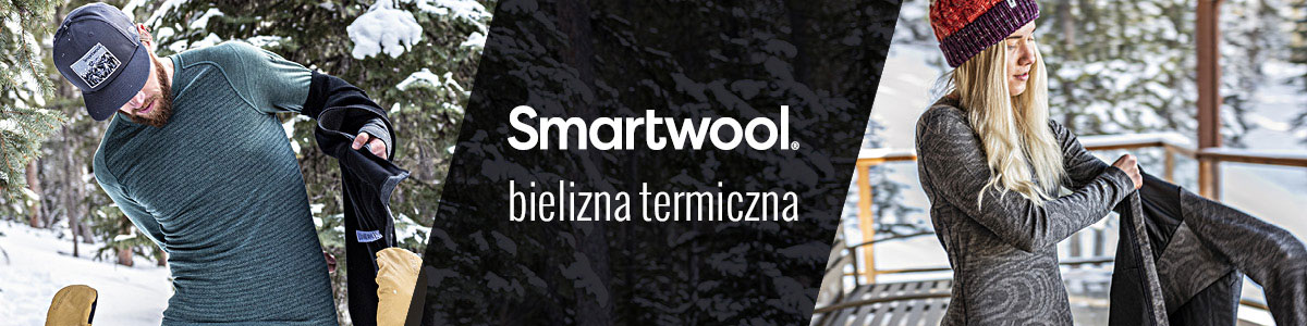 Bielizna termiczna męska Smartwool