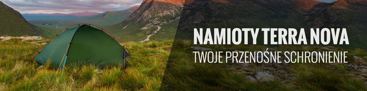 Namioty Terra Nova