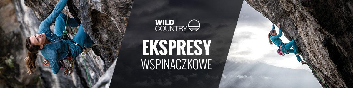 Ekspresy Wild Country
