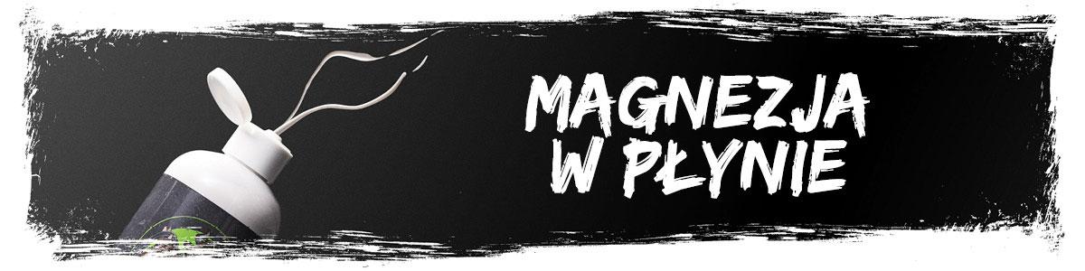 Magnezja w płynie