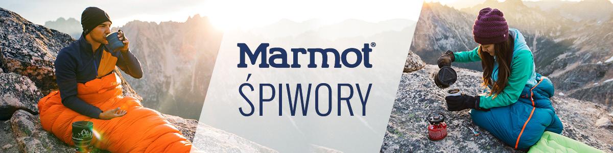 Śpiwory Marmot