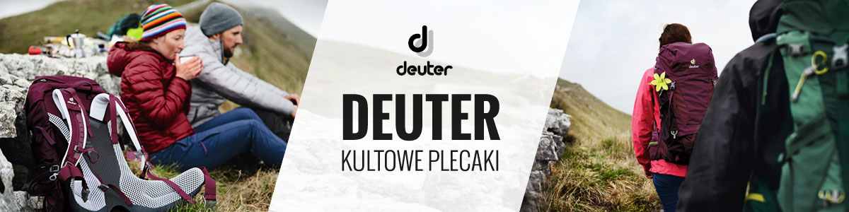 Plecaki Deuter