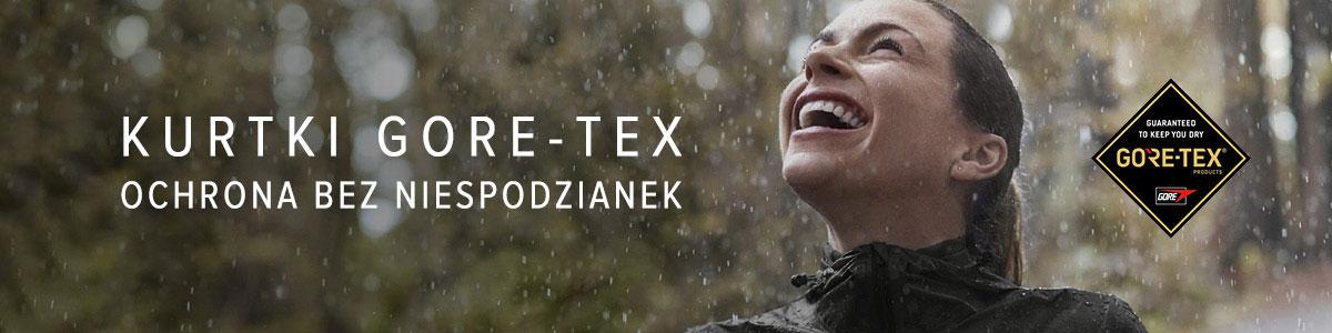 Kurtki GORE-TEX damskie