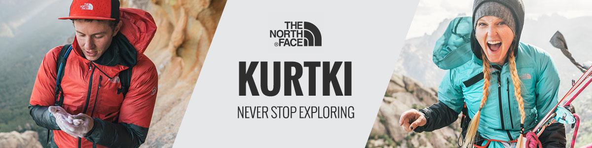Kurtki damskie The North Face