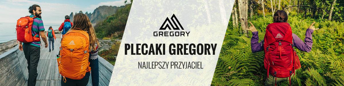 Plecaki Gregory