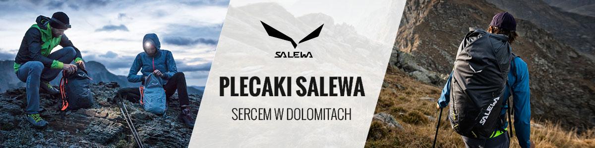 Plecaki Salewa
