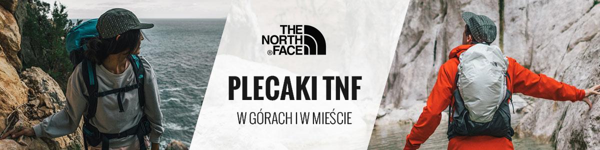 Plecaki turystyczne The North Face