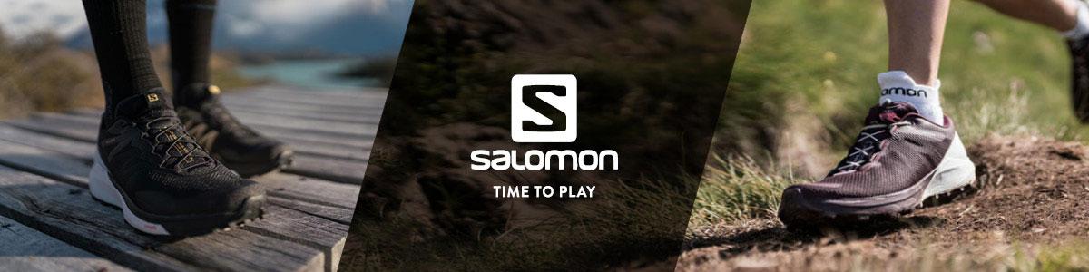 Buty niskie damskie Salomon