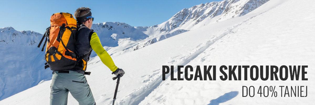 Plecaki skitourowe BLACK DIAMOND