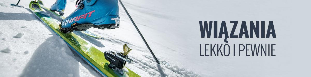 Wiązania skitourowe Dynafit