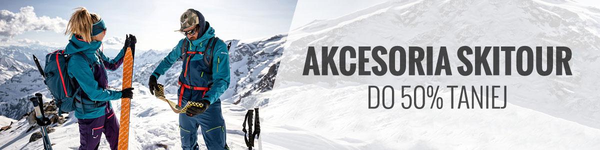 Akcesoria skitourowe