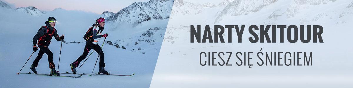 Narty skiturowe MAJESTY