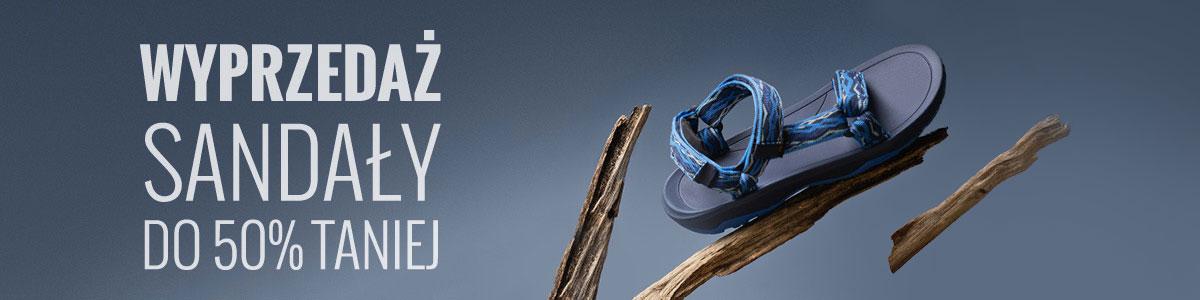 Sandały trekkingowe męskie