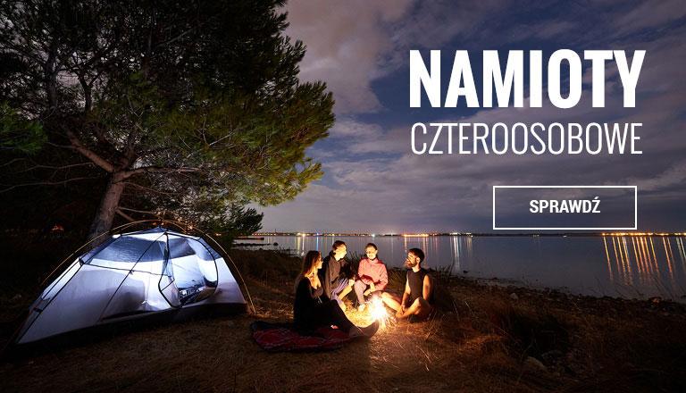 Namioty 4 osobowe