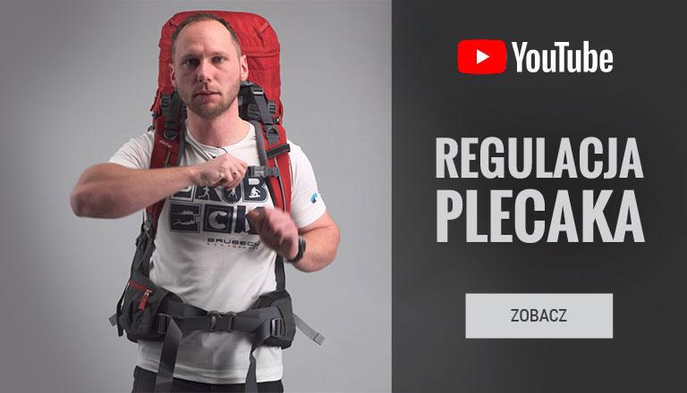 Regulacja plecaka