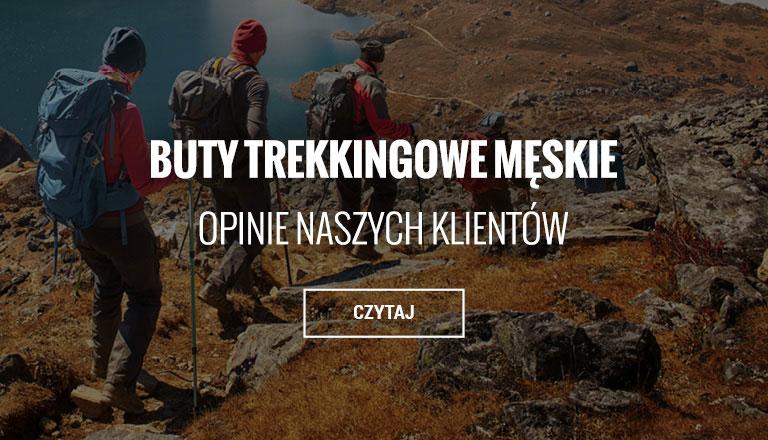Buty trekkingowe opinie