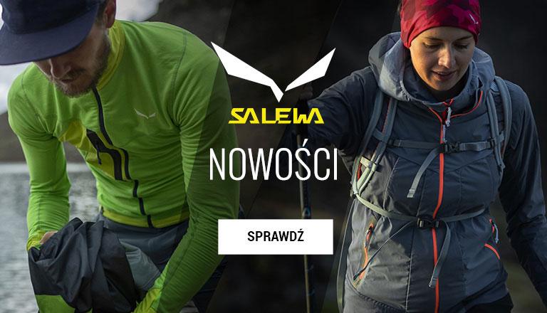 Salewa - nowości