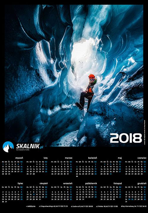 Konkurs kalendarz 2018