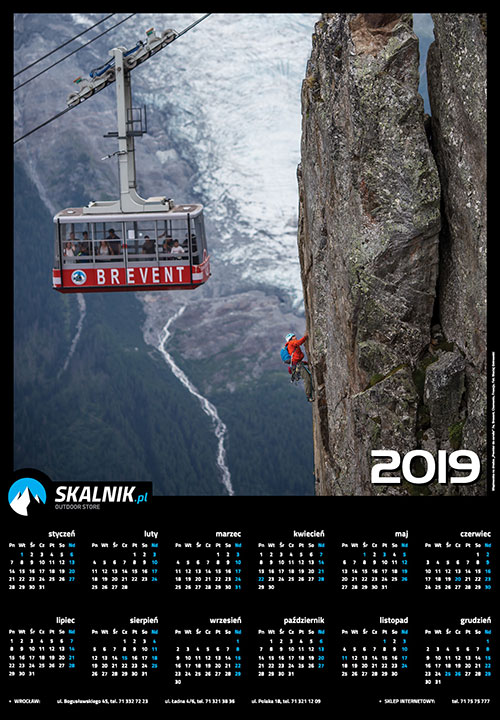 Konkurs kalendarz 2019