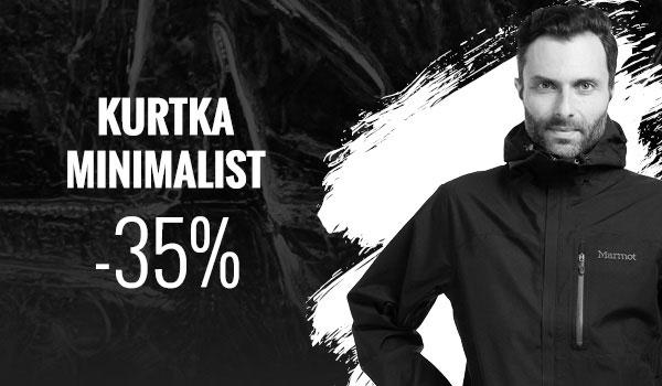 black friday kurtka minimalist